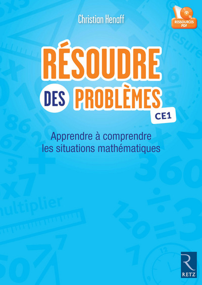 RESOUDRE PROBLEMES MATH CE1 +