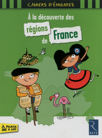 A LA DECOUVERTE DES REGIONS DE