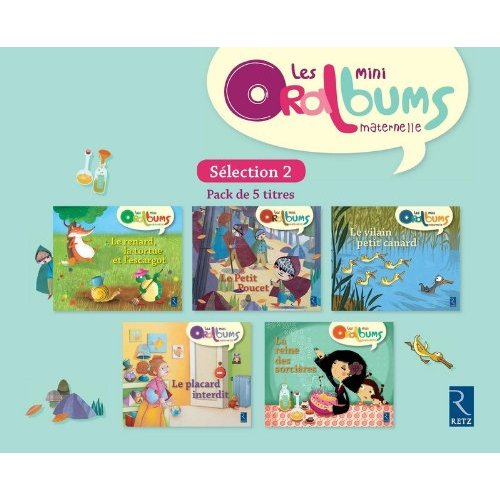 PACK 2 SELECTION 5 TITRES