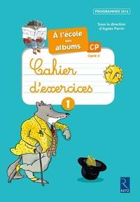 ECOLE DES ALBUMS CP CAHIER 1 SERIE BLEUE