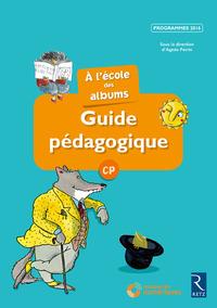 ECOLE DES ALBUMS CP SERIE 1 GUIDE PEDAGOGIQUE + CD
