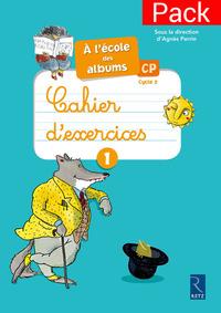 PACK DE 10 ECOLE DES ALBUMS CAHIER 1 SERIE BLEUE