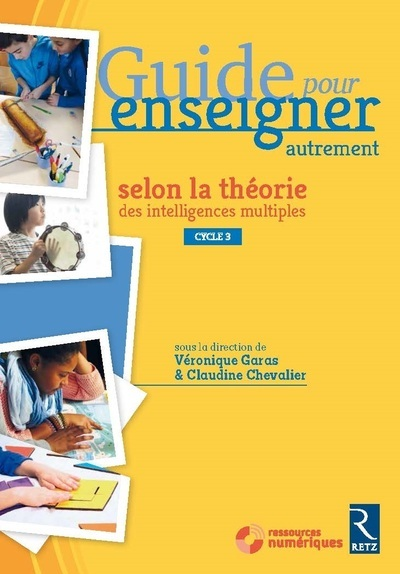 LES INTELLIGENCES MULTIPLES CYCLE 3 + DVD-ROM - NE