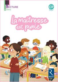 PACK DE 5 EXEMPLAIRES - LA MAITRESSE EST PUNIE CP