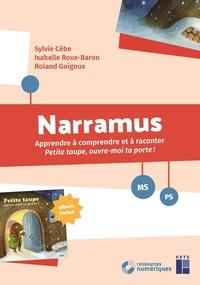 NARRAMUS  LA SORCIERE DANS LES AIRS MS  GALLIMARD +CD