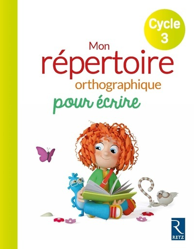 CLEO  MON REPERTOIRE ORTHOGRAPHIQUE CYCLE 3