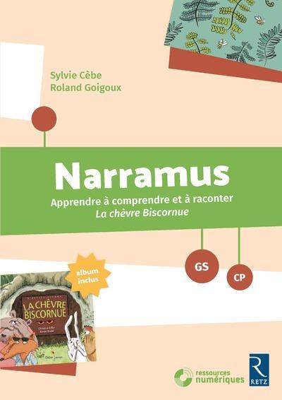NARRAMUS : LA CHEVRE BISCORNUE GS-CP + CD-ROM + ALBUM
