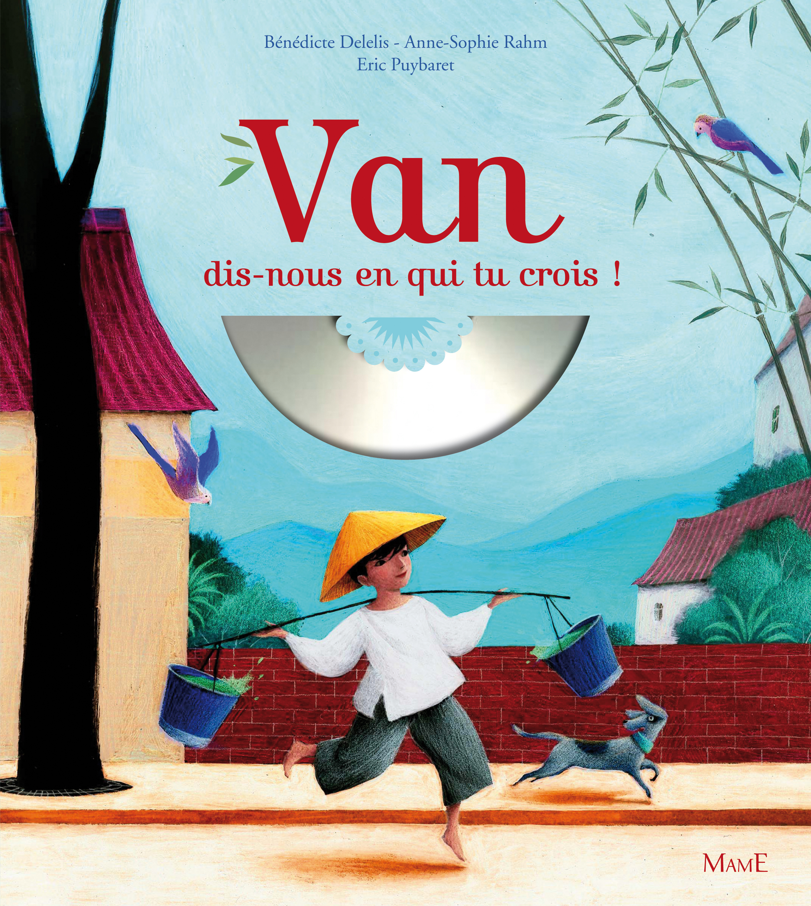 VAN DIS-NOUS EN QUI TU CROIS-CONTE MUSICAL (+CD)