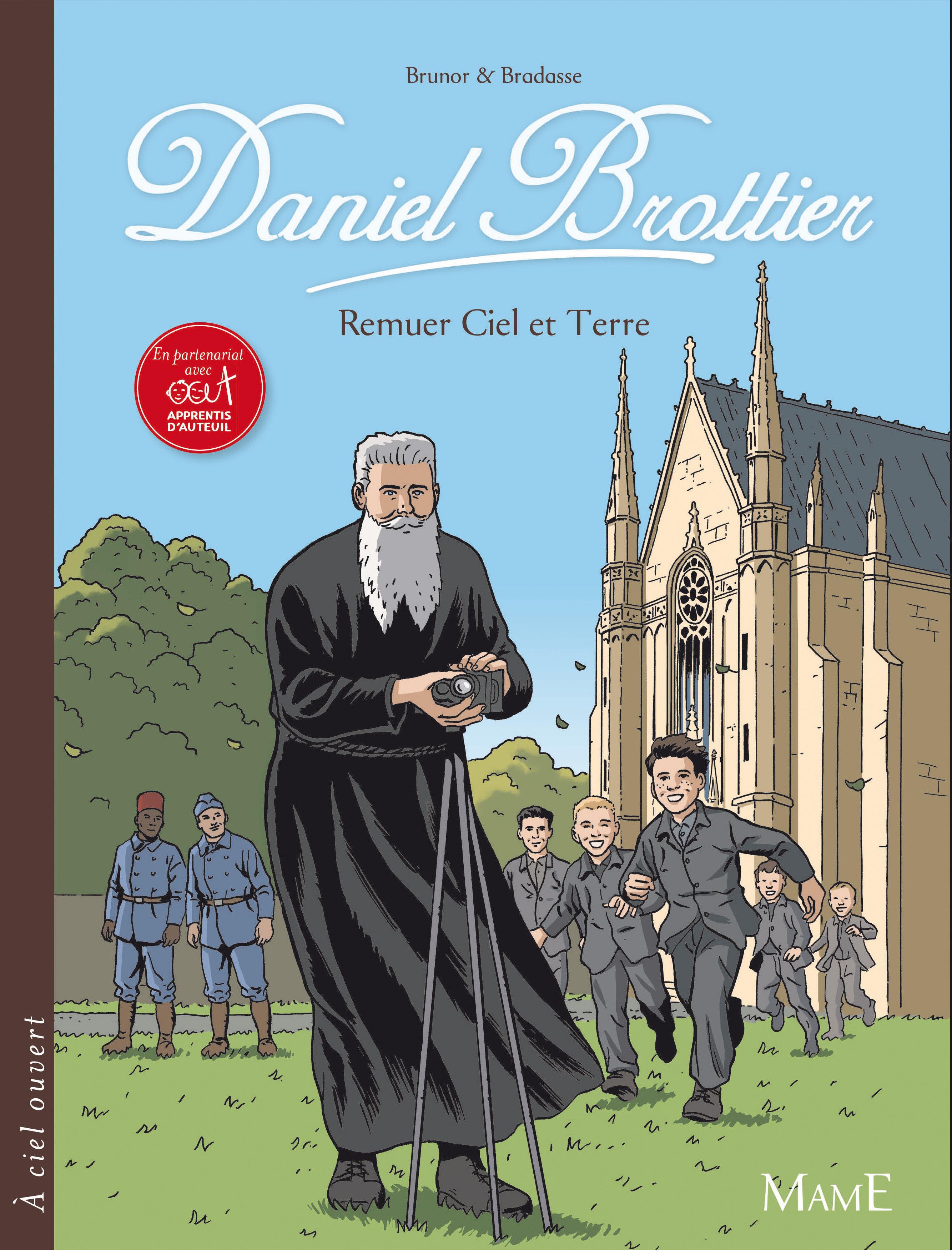 DANIEL BROTTIER, REMUER CIEL ET TERRE