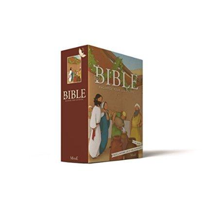 LA BIBLE RACONTEE POUR LES PETITS + CD