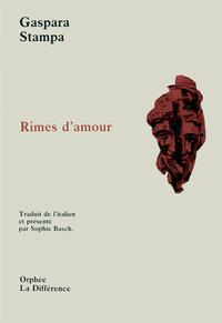 RIMES D'AMOUR