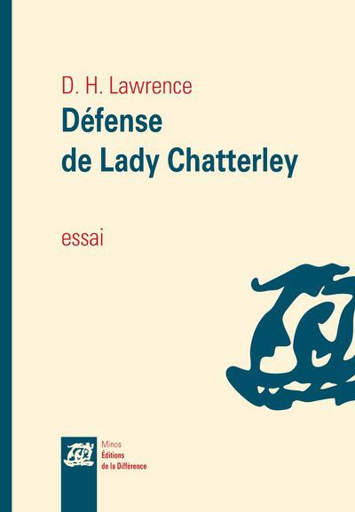 DEFENSE DE LADY CHATTERLEY