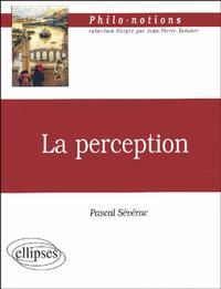 LA PERCEPTION