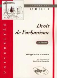 DROIT DE L'URBANISME 2E EDITION