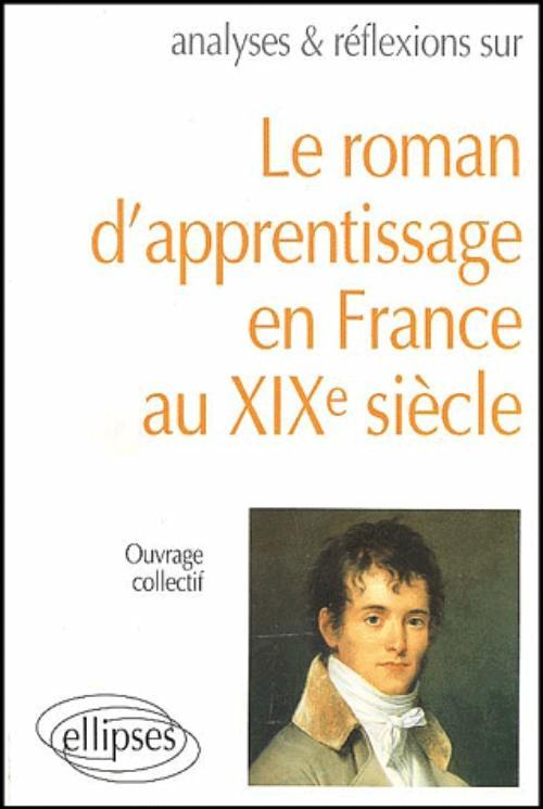 LE ROMAN D'APPRENTISSAGE EN FRANCE AU XIXE SIECLE