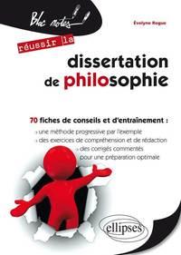 PHILOSOPHIE LA DISSERTATION 70 FICHES ET EXERCICES