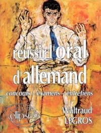 REUSSIR L'ORAL D'ALLEMAND CONCOURS-EXAMENS-ENTRETIENS