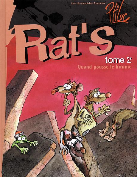RAT'S T02