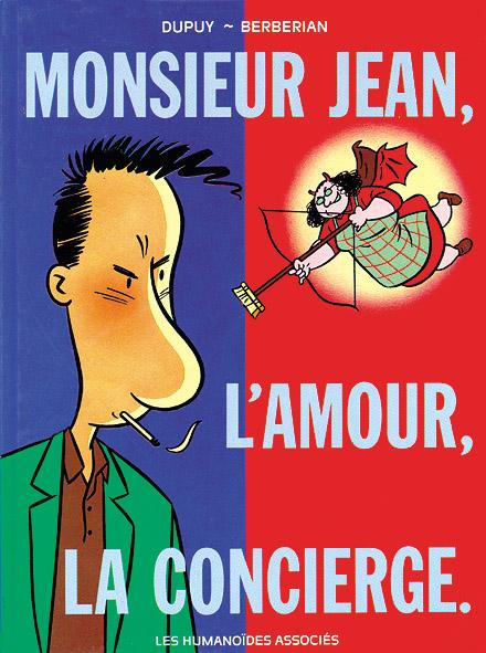 MONSIEUR JEAN T01 - L'AMOUR LA CONCIERGE