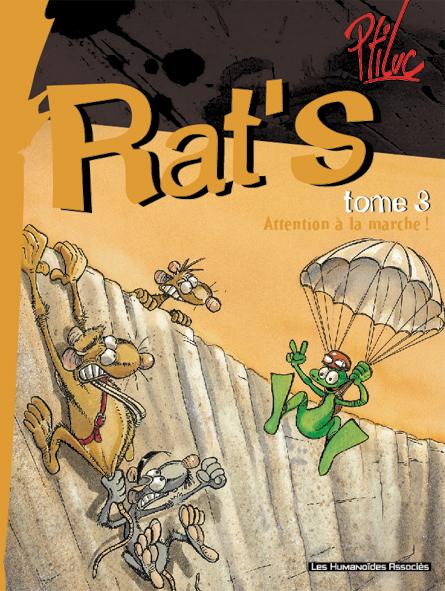 RAT'S T03