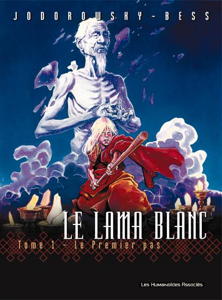 LE LAMA BLANC T01