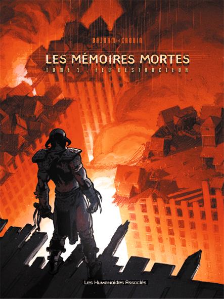 LES MEMOIRES MORTES T01
