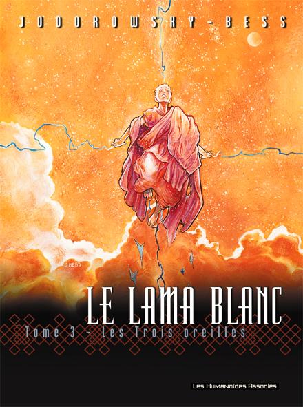 LE LAMA BLANC T03