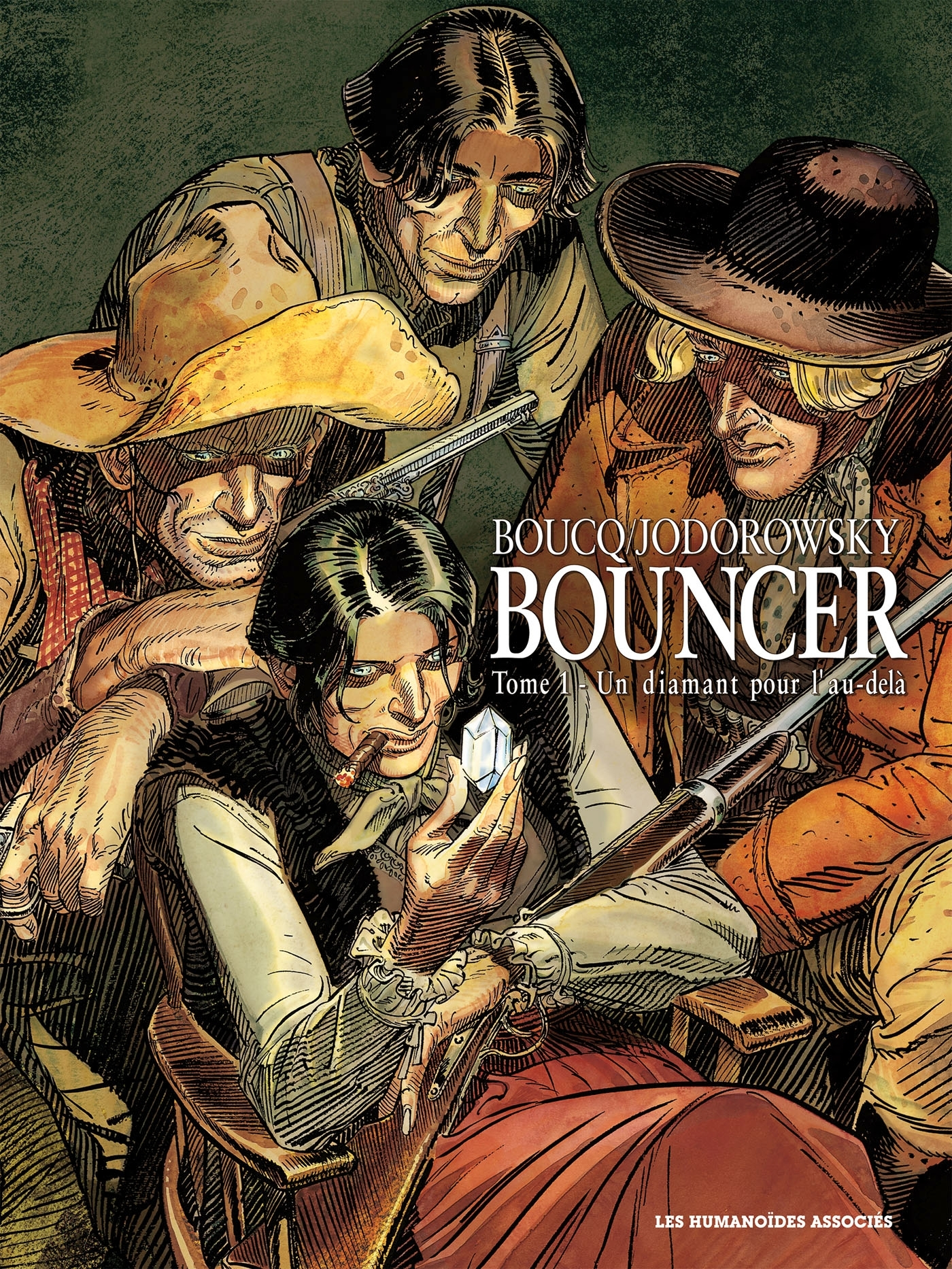 BOUNCER T01