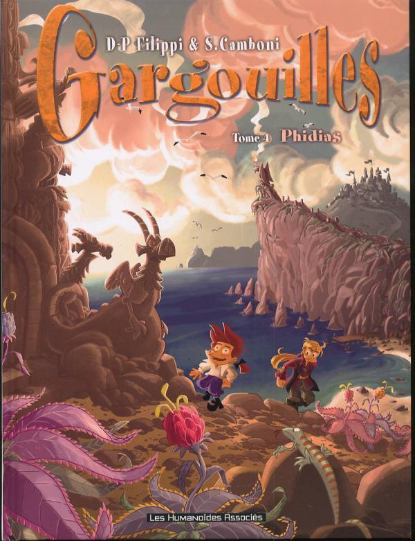 GARGOUILLES T04