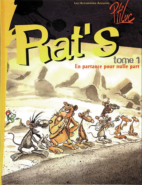 RAT'S T01