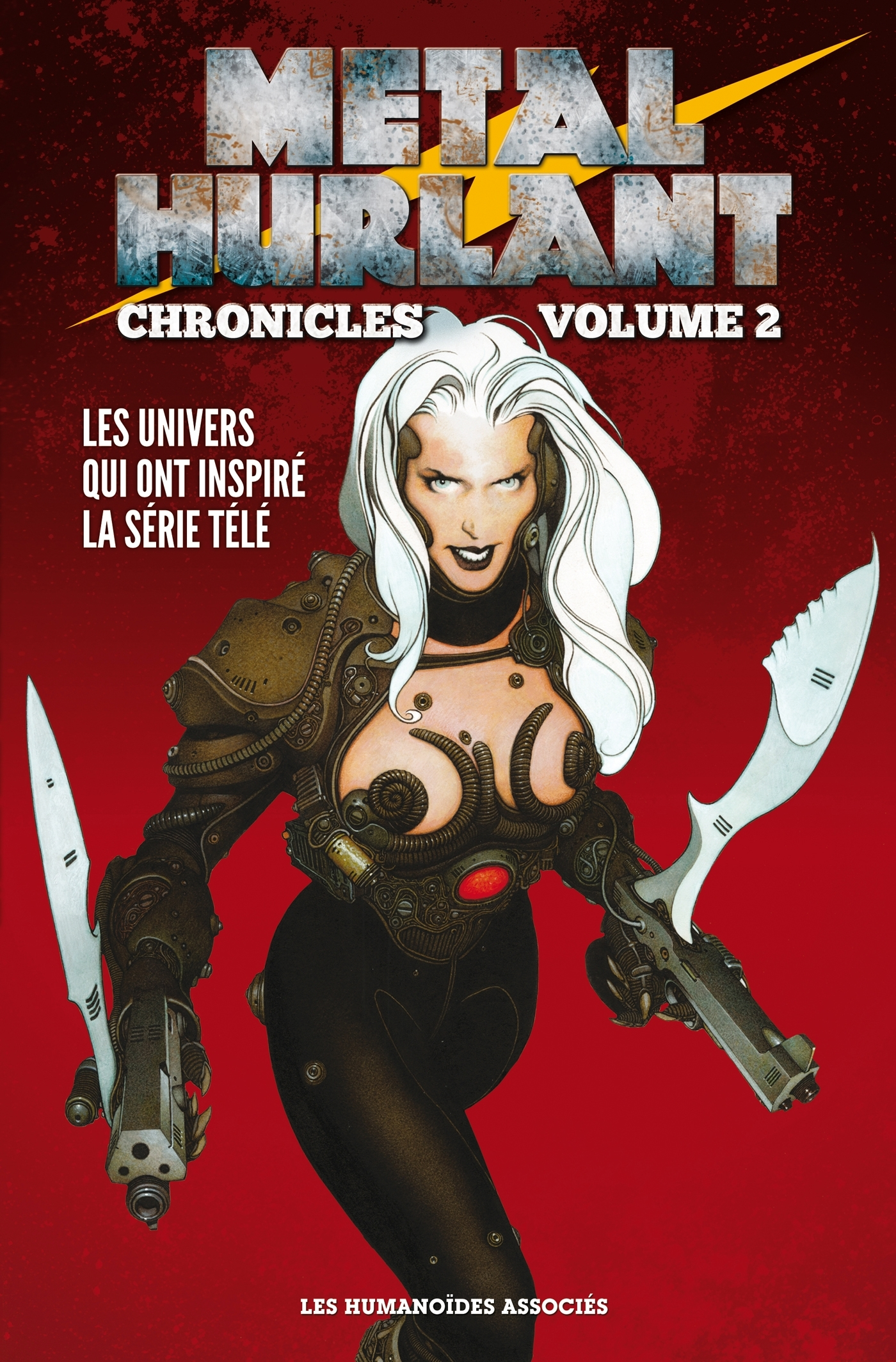 METAL HURLANT CHRONICLES T02