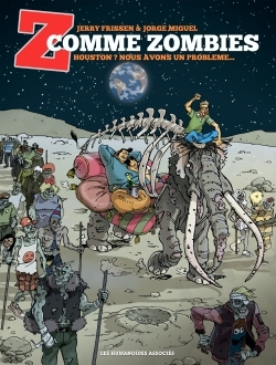 Z COMME ZOMBIES T01