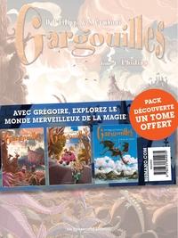 GARGOUILLES - PACK T4 A 6 (T6 OFFERT)