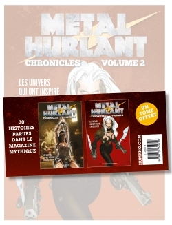 METAL HURLANT CHRONICLES - PACK 1+ 2