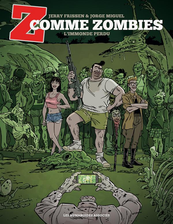 Z COMME ZOMBIES T02
