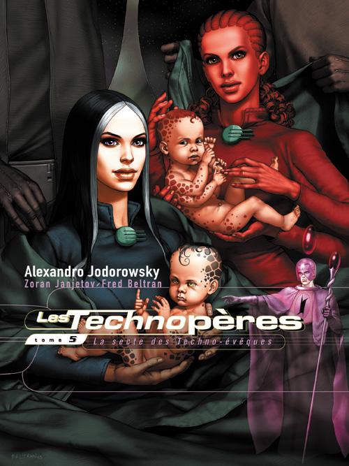 LES TECHNOPERES T05