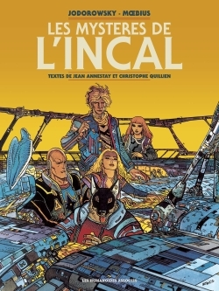 LES MYSTERES DE L'INCAL