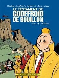 FREDDY LOMBARD - LE TESTAMENT DE GODEFROID DE BOUILLON