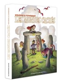 LES MONDES CACHES - COFFRET TOMES 1 A 4