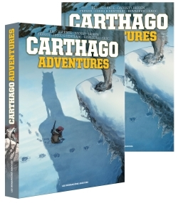 CARTHAGO ADVENTURES - INTEGRALE SOUS COFFRET (TOMES 1 A 5)