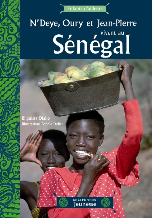 N'DEYE, OURY ET JEAN-PIERRE VIVENT AU SENEGAL