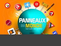 PANNEAUX DU MONDE EXPLIQUES AUX ENFANTS