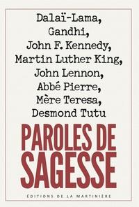 PAROLES DE SAGESSE