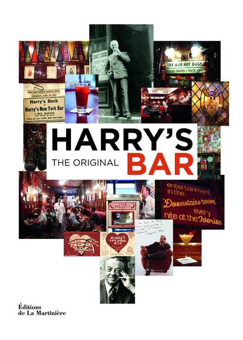 HARRY'S BAR. BILINGUE FRANCAIS, ANGLAIS
