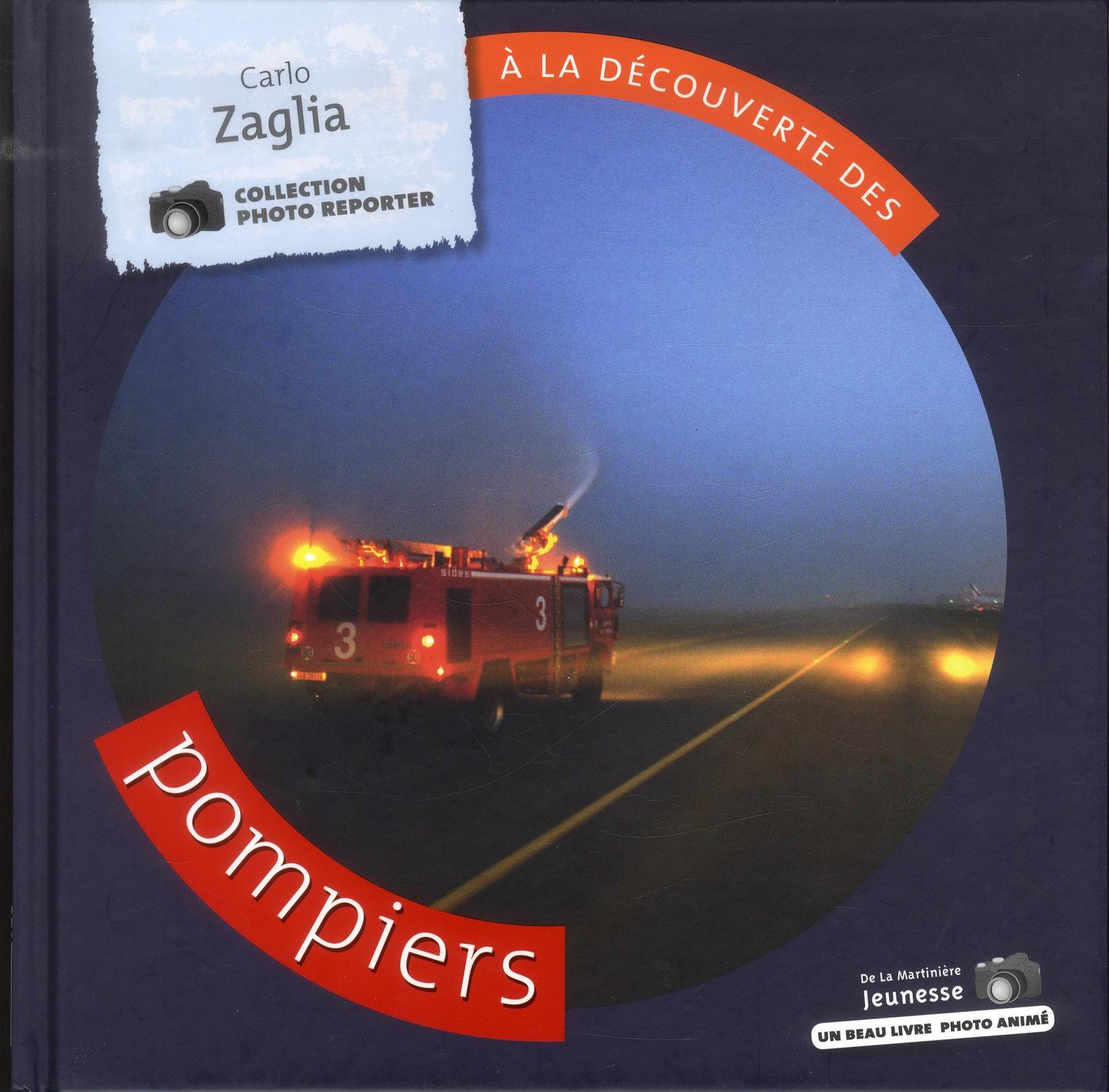 A LA DECOUVERTE DES POMPIERS