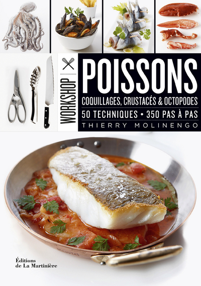 WORKSHOP POISSONS - COQUILLAGES, CRUSTACE & OCTOPODES
