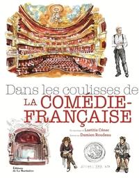 DANS LES COULISSES DE LA COMEDIE-FRANCAISE