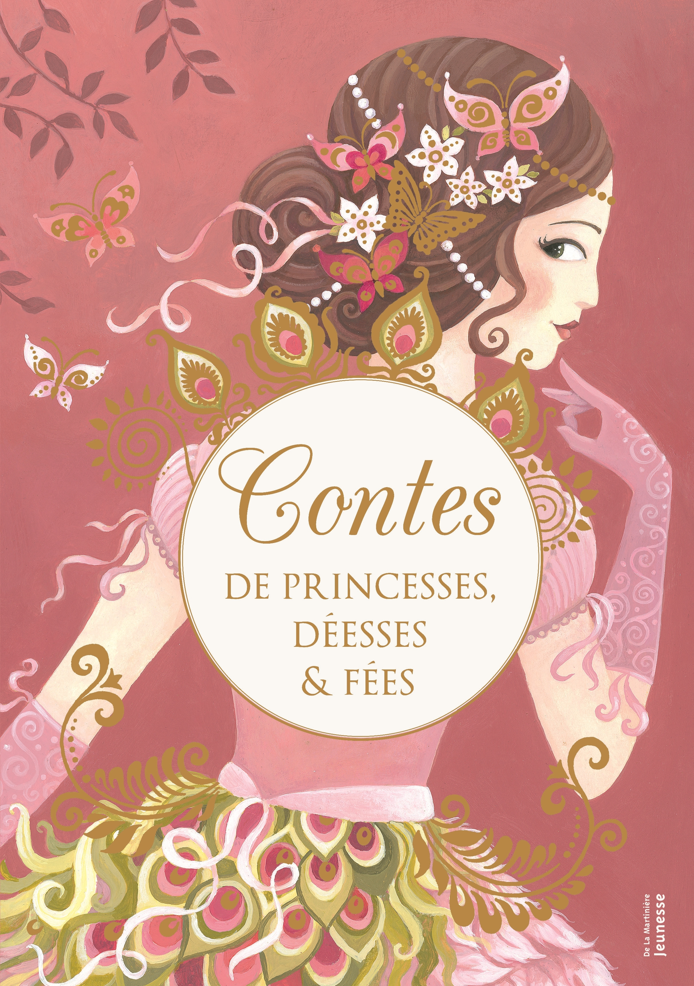 CONTES DE PRINCESSES, DEESSES & FEES