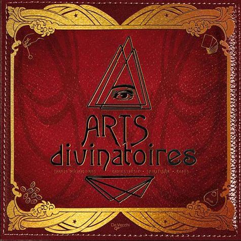 COFFRET ARTS DIVINATOIRES