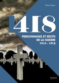 418 PERSONNAGES DE LA GUERRE 14 18